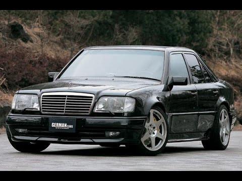 Mercedes W124: последният истински Benz